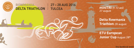 Rowmania Delta Triathlon 2016